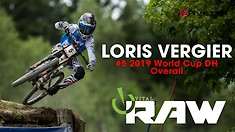 VITAL RAW - Loris Vergier, #5 - 2019 World Cup Downhill Overall