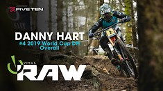 VITAL RAW - Danny Hart, #4 - 2019 World Cup Downhill