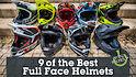 9 of the Best Full Face Helmets | Vital MTB Roundup