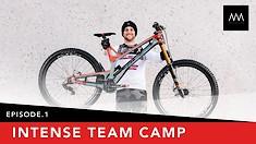 Intense Factory Racing Team Camp with Neko Mulally