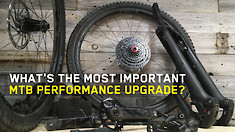 FORUM: What's the Most Important Performance Upgrade for Your MTB?