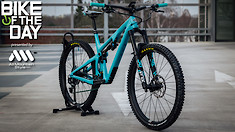 Bike of the Day: Yeti SB130 Lunchride