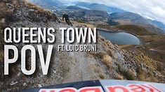 POV: Finn Iles Rides Queenstown with Loic Bruni