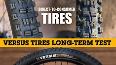 Direct-to-Consumer Tires: Versus Tires Long-Term Test