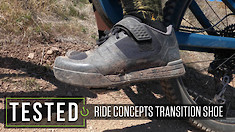 Vital Tested - Ride Concepts Transition Clipless Shoe