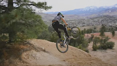 Testing New Jumps, Dirt Surfing, and Digging With Cam Zink