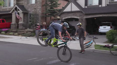 Are the Kids Alright? Cam McCaul's Long Jump Contest Gets Weird