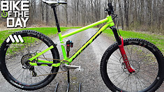 Bike of the Day: Nicolai Saturn 14