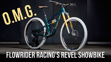 Flowrider Racing Revel Rascal LT Sea Otter Classic Showbike 2020 - Build of the Year?