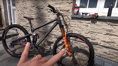 Rachel Atherton's Tire Swapping Tips and Shred Session