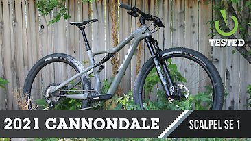 Tested: Cannondale Scalpel SE 1