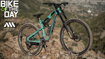 Bike of the Day: Fezzari La Sal Peak