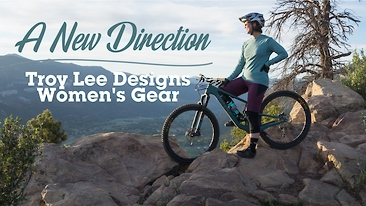 A New Direction: Troy Lee Designs Women's Gear