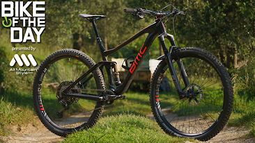 Bike of the Day: BMC Agonist