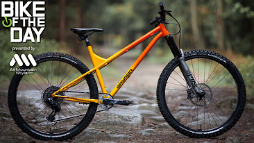 Bike of the Day: Qayron Spyro 29 CRMO