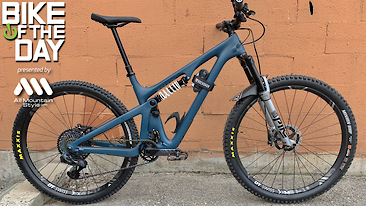Bike of the Day: Yeti SB130