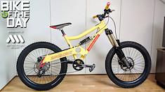 Bike of the Day: Santa Cruz Super 8