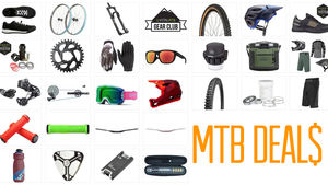 Don't Miss These Savings on Everything MTB