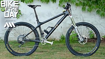"Bike of the Day: ""Bryneca 1.0"" DIY"