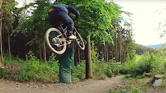 Johannes Fischbach e-Bikes Like a Madman