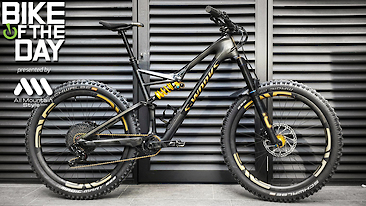 Bike of the Day: Specialized S-Works Stumpjumper