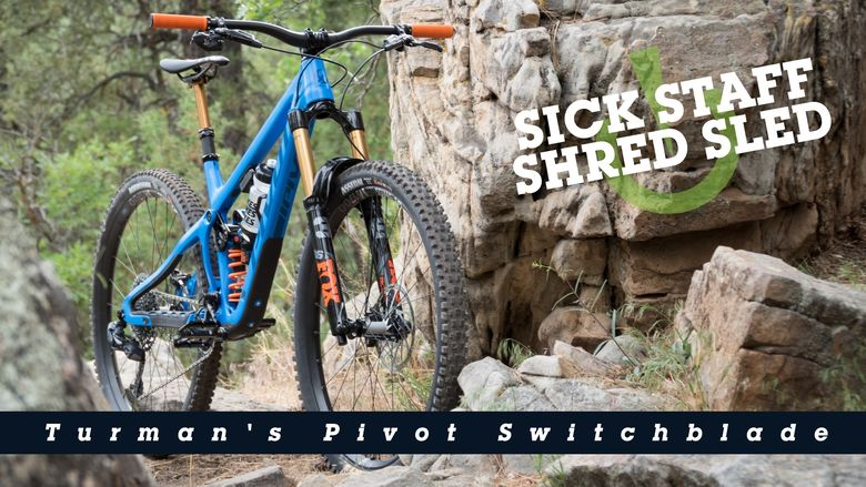Sick Staff Shred Sleds: Turman's Pivot Switchblade