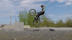 Holy Hops! Vital Member JamesB With Crazy Bike Skills