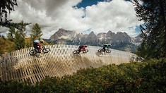 Claw, Gulevich and Schley Blast the Dolomites