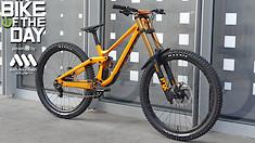 Bike of the Day: Scott Gambler 900 Tuned