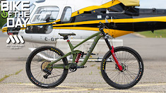"Bike of the Day: Kona Process 165 ""Park"""
