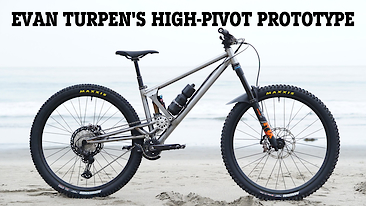 Evan Turpen's High-Pivot Prototype