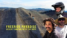 Camp Freeride with Cam McCaul and Friends