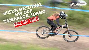 NW Cup #USDH National Tamarack Race Video