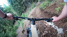 Ride With Finn Iles - POV of Nelson BC's Longest Descent