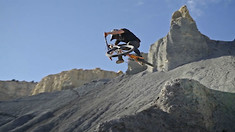 Riding Dirt Waves in Utah with Alan Mandel