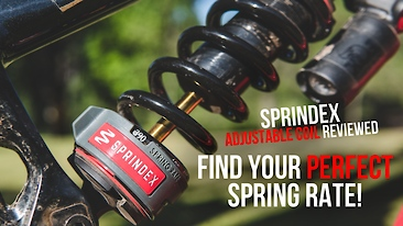 Sprindex Adjustable Coil Reviewed - Find Your Perfect Spring Rate!