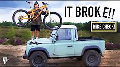 Bike Check: Brendan Fairclough's Scott Ransom