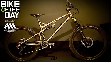 Bike of the Day: Kingdom XFS 27.5
