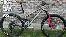Bike of the Day: Banshee Prime V3