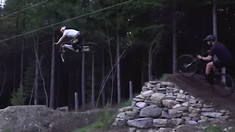 Finn Iles Has a Massive Session With the Crew