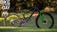 Bike of the Day: Santa Cruz Megatower
