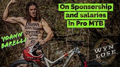 Wyn Masters and Yoann Barelli Talk Salaries and Sponsorship in MTB