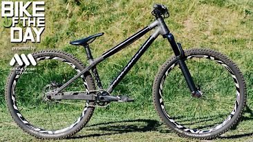 Bike of the Day: Homemade Carbon DJ