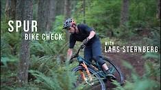 Pro Bike Check: Lars Sternberg's Shred-Ready Transition Spur