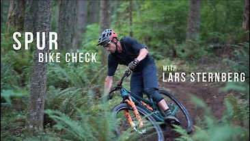 Pro Bike Check: Lars Sternberg's Shred-Ready Transition Spur