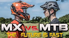 The Future is Fast: Young 2-Stroke Champion Lets it Rip on Moto and MTB