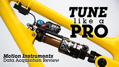 Tune Suspension Like a Pro - Motion Instruments Data Acquisition Review
