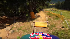 Vali Höll - Winning POV from Spicak Czech DH Cup