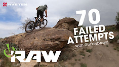 Vital RAW - Failed Table Rock Attempts with BikerBrayd