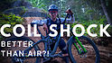 Remy Metailler Tests Coil vs. Air Shock